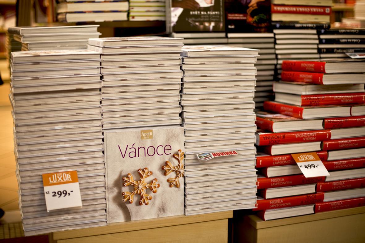 Knihkupectví Neoluxor (archivní foto)