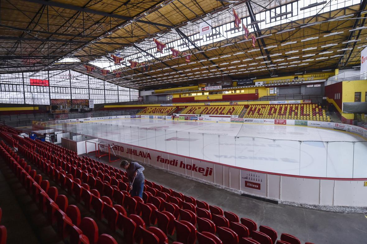 Horácký zimní stadion