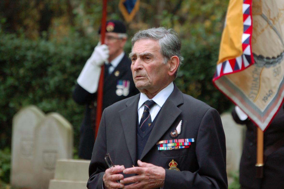 Arnošt Polák (na snímku z roku 2010)