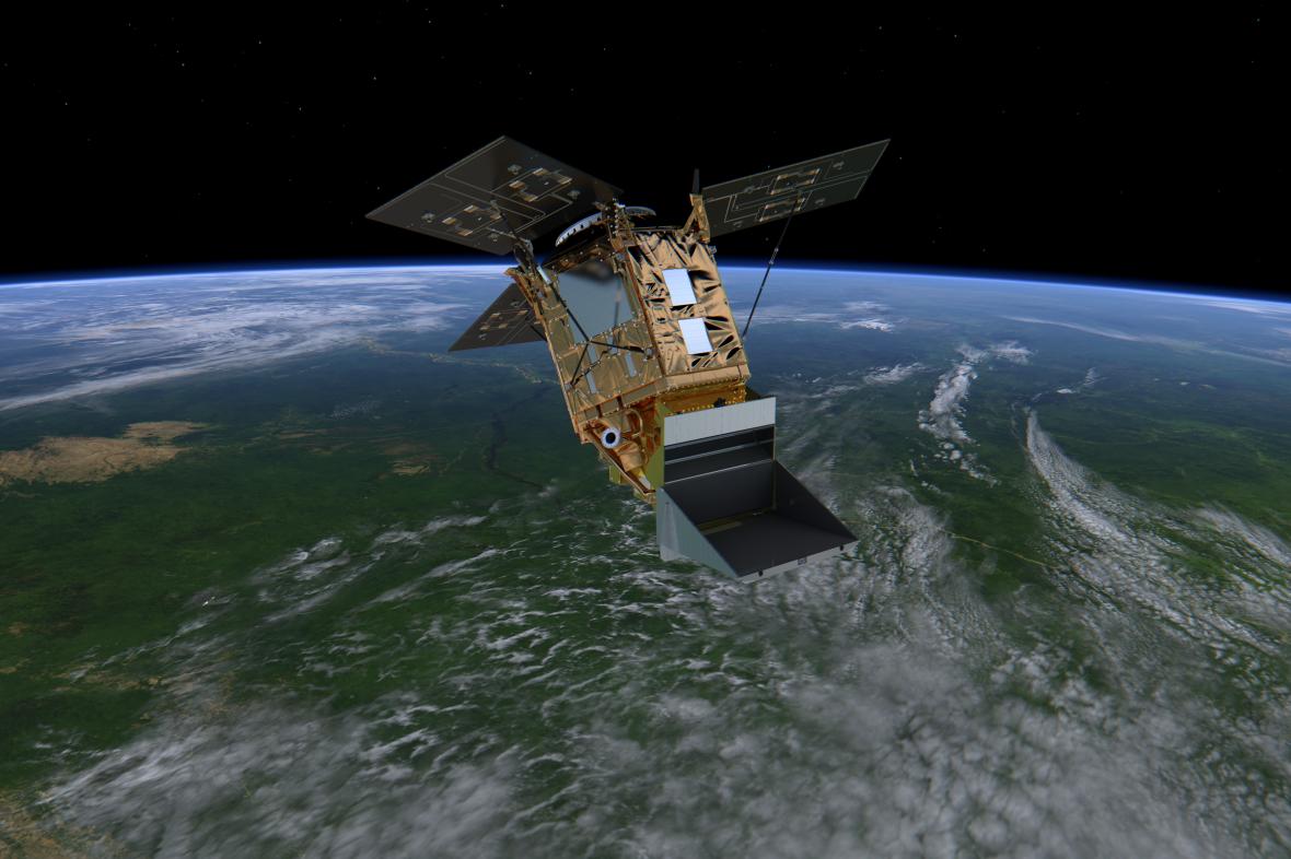 Satelit Sentinel 5P