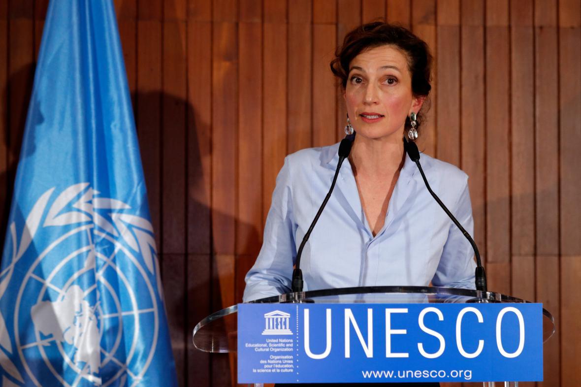 Audrey Azoulayová
