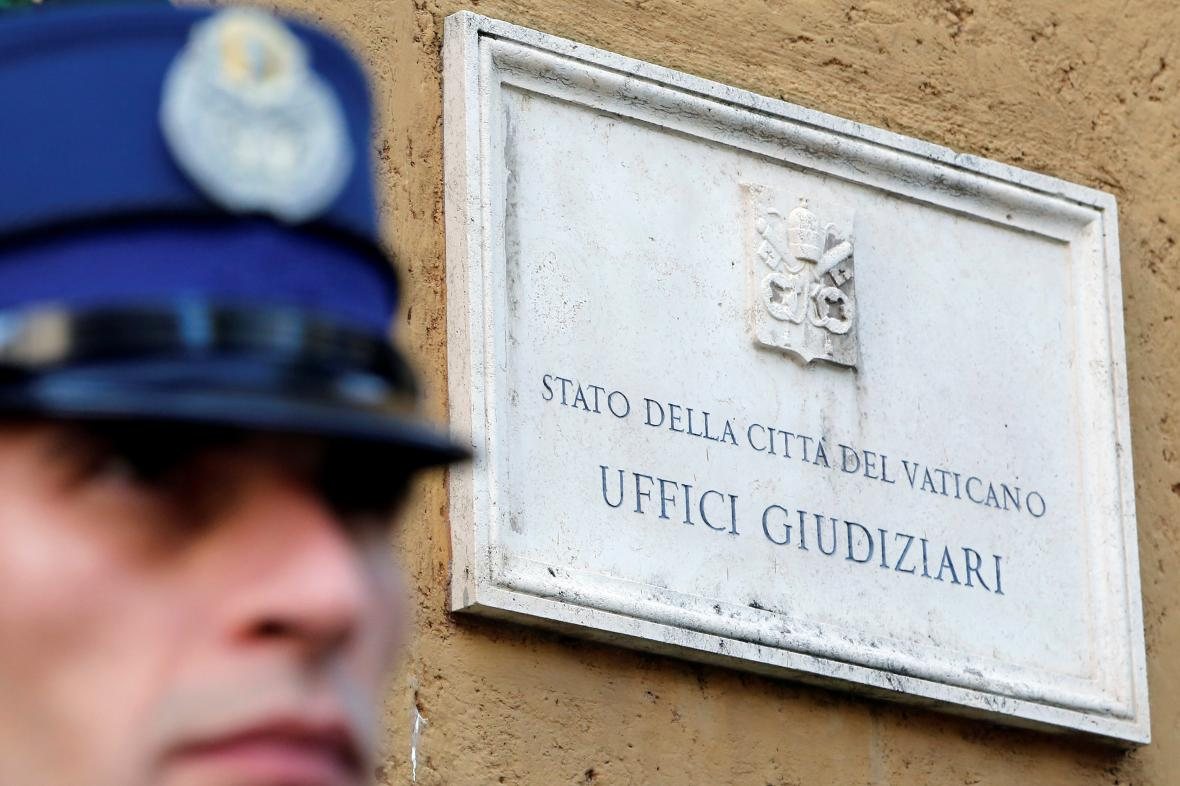 Vatikánský soud