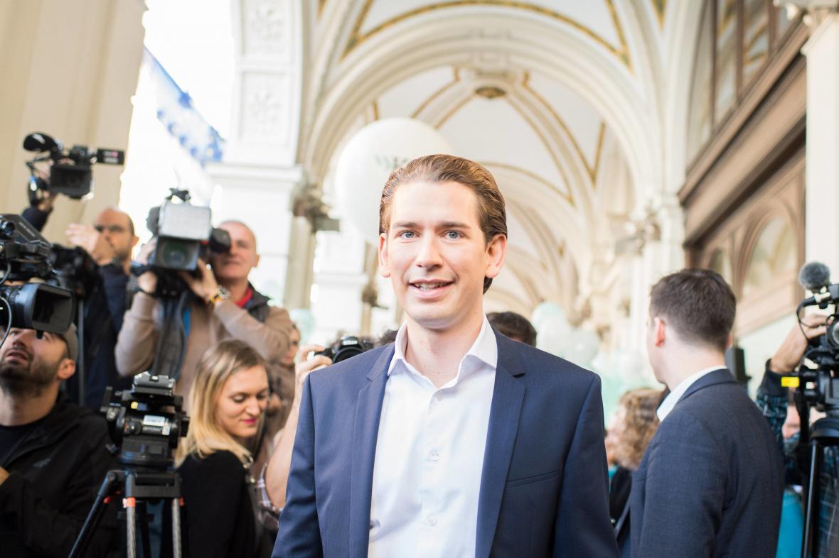 Sebastian Kurz se může stát nejmladším evropským kancléřem