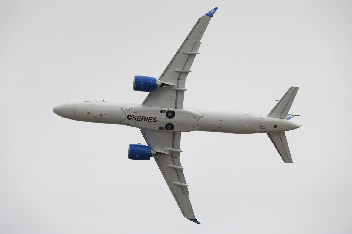 Bombardier CS 300