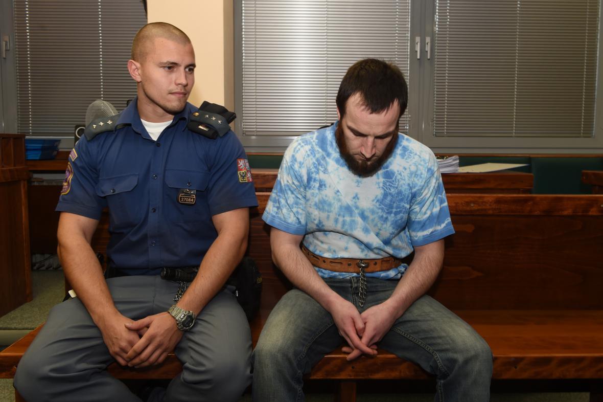 Soud s Václavem Moravou