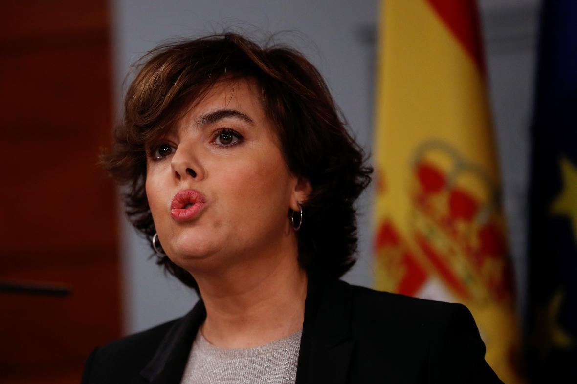 Soraya Sáenzová