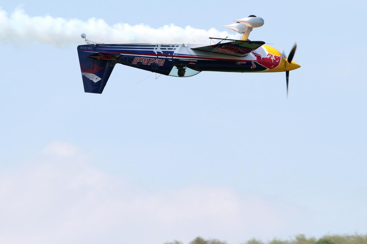 Letadlo Martina Šonky