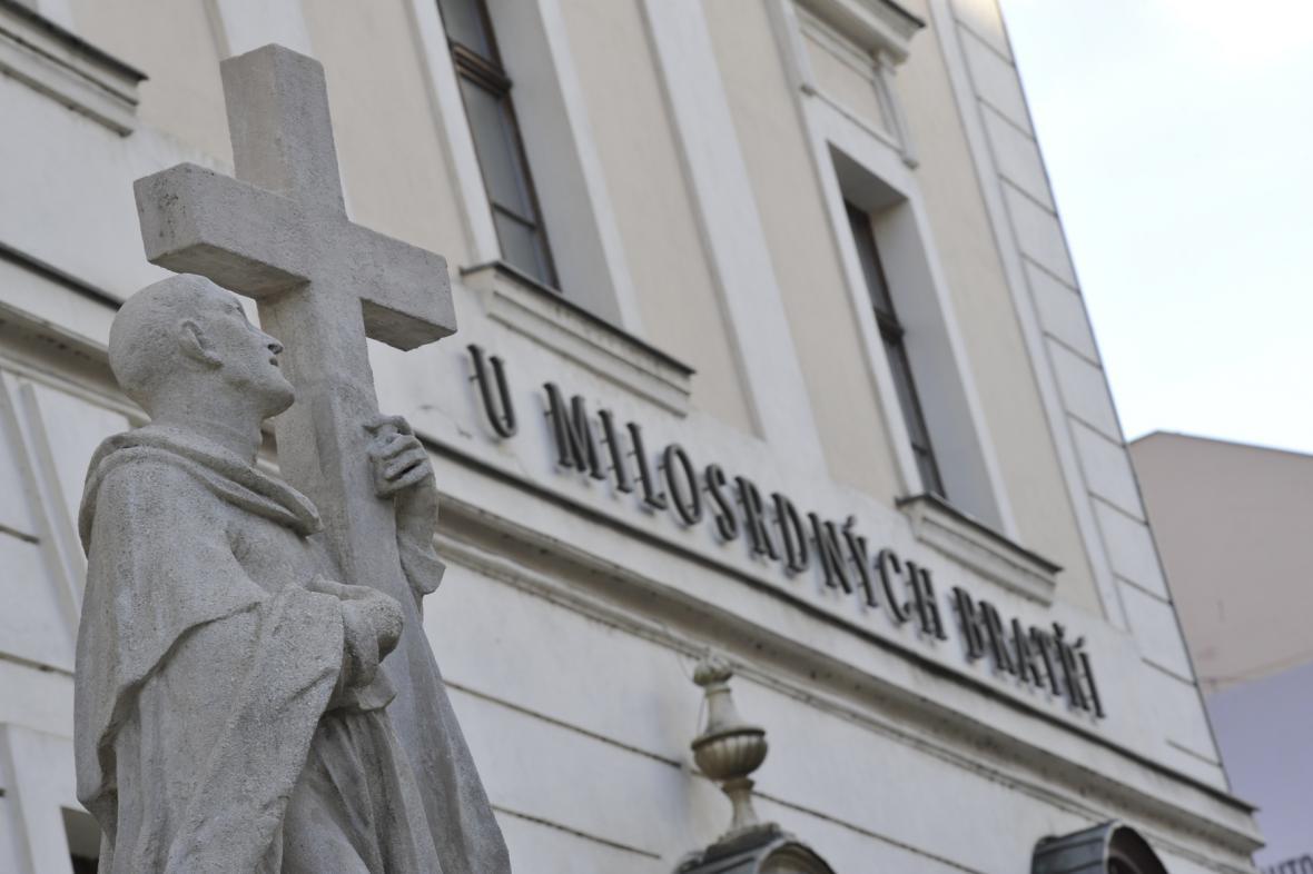 Nemocnice Milosrdných Bratří v Brně