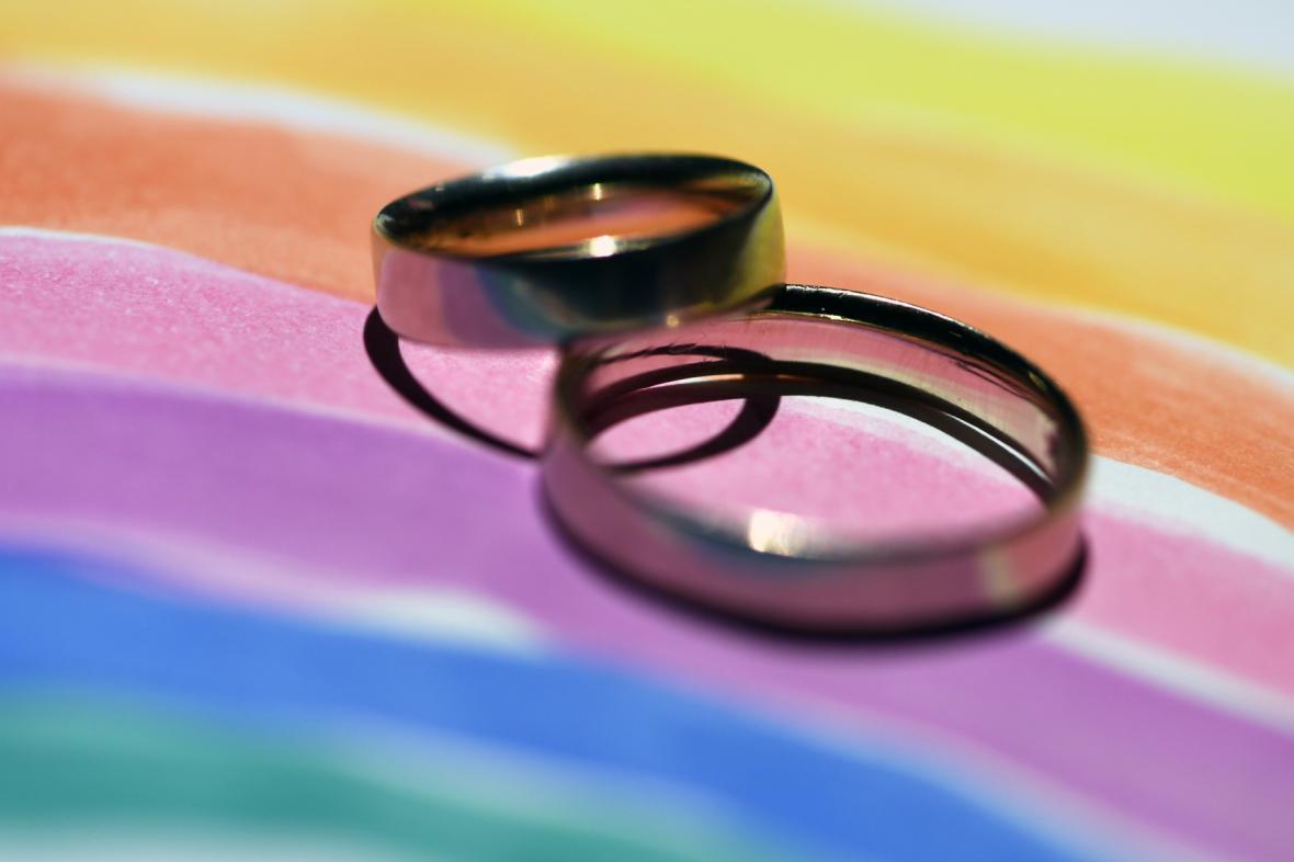 Sňatky osob stejného pohlaví