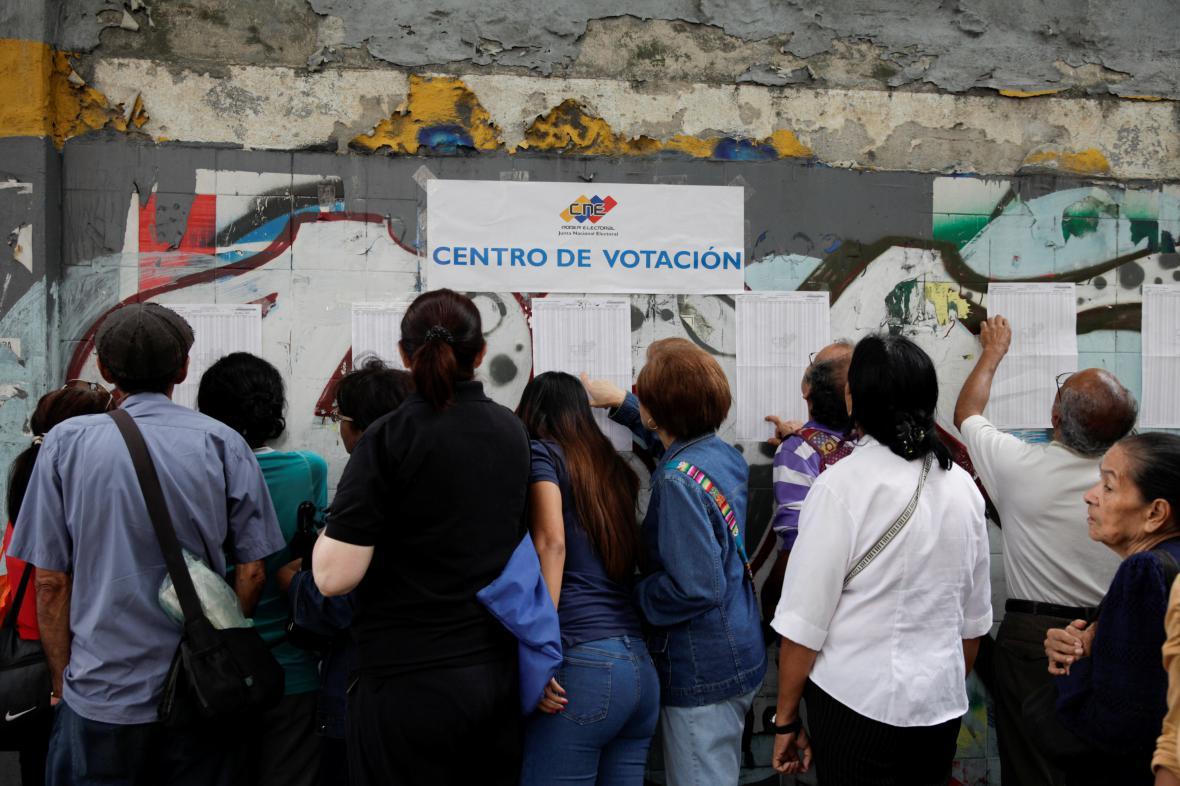 Venezuela si volila nové starosty