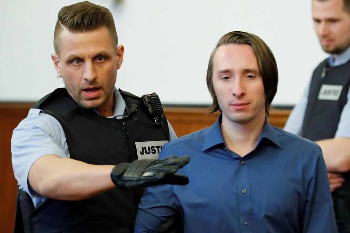 V Německu začal soud s útočníkem na fotbalisty Dortmundu