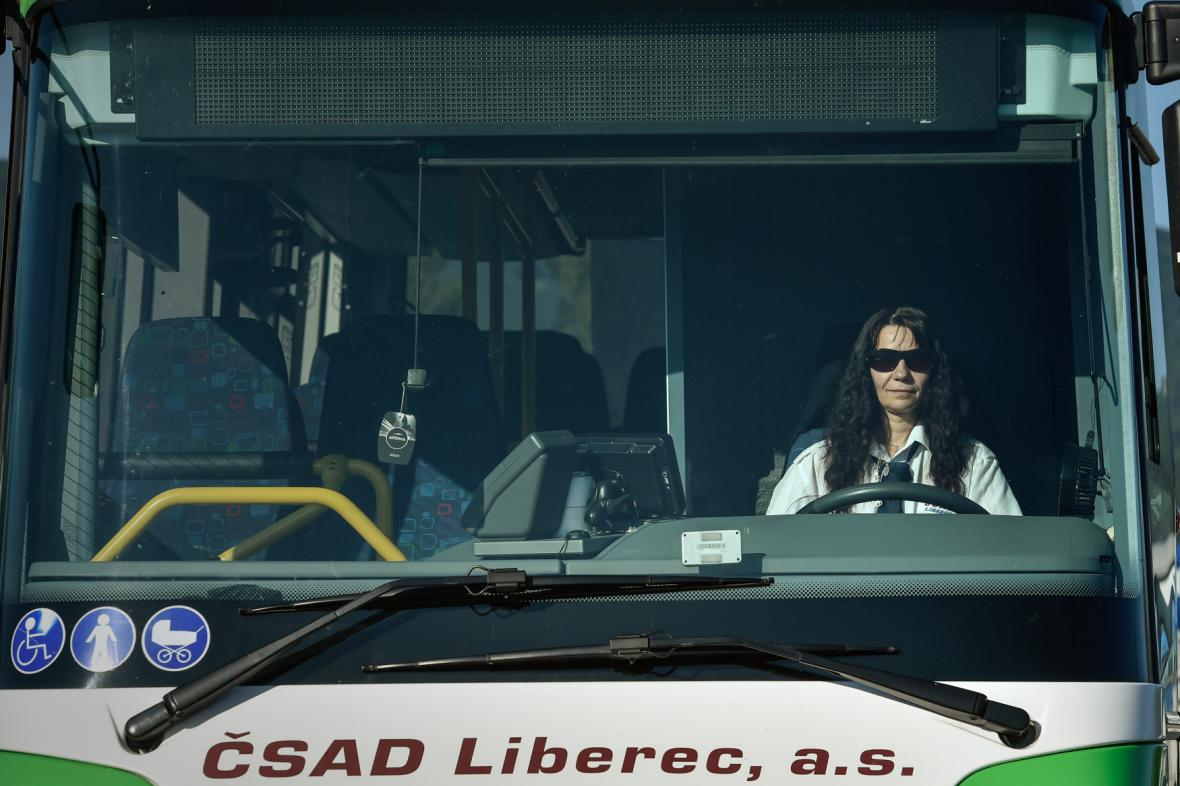 Autobus ČSAD Liberec
