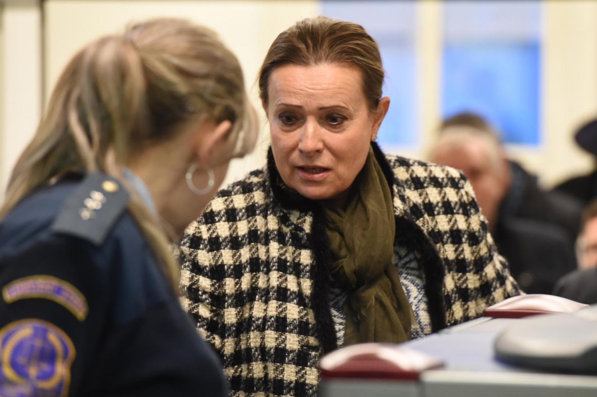 Bývalá předsedkyně Energetického regulačního úřadu Alena Vitásková