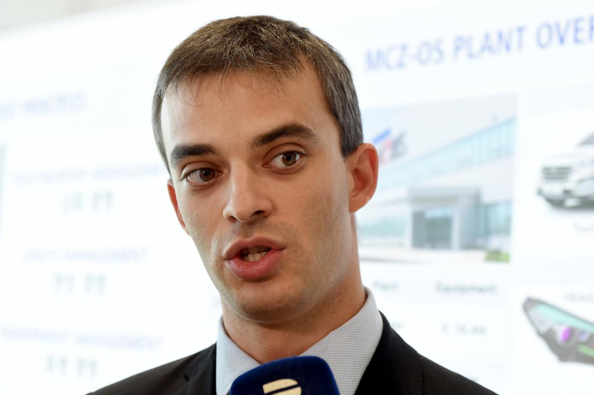 Odvolaný generální ředitel CzechInvestu Karel Kučera