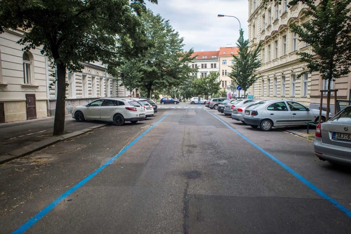 Pražské modré zóny