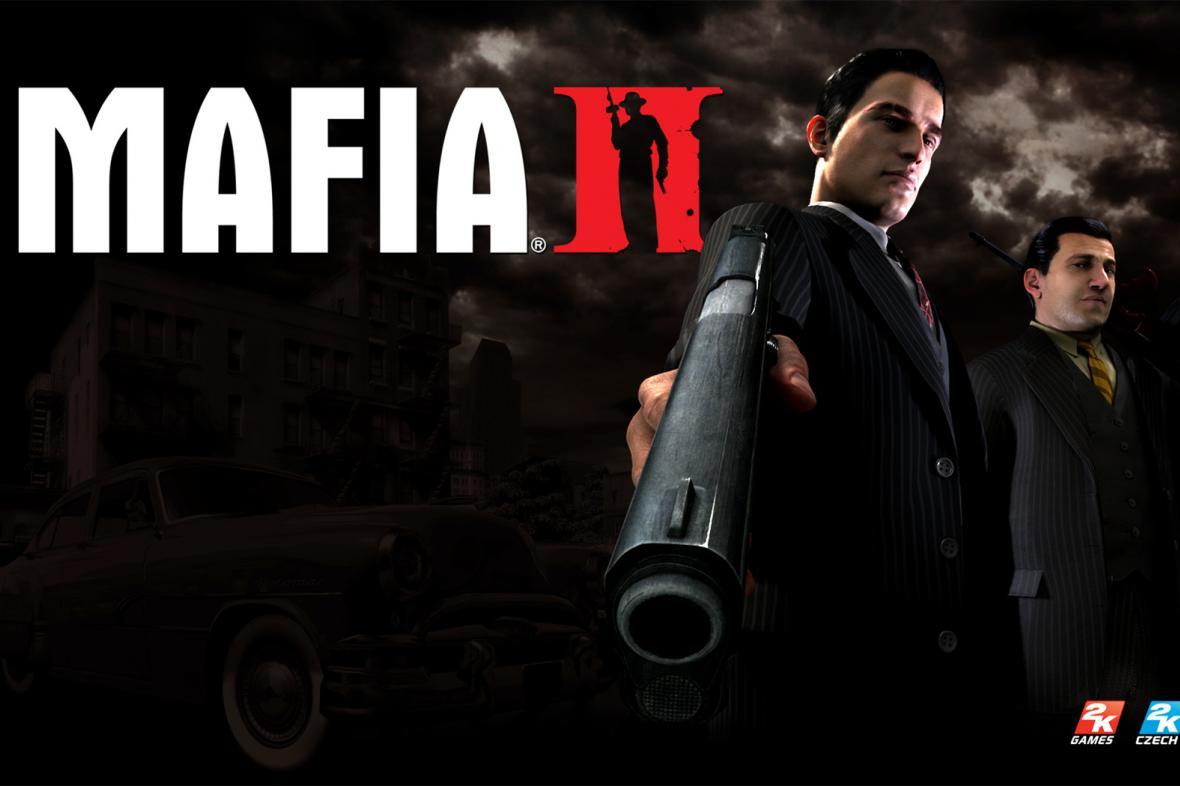Počítačová hra Mafia II patří k nejúspěšnějším českým hrám