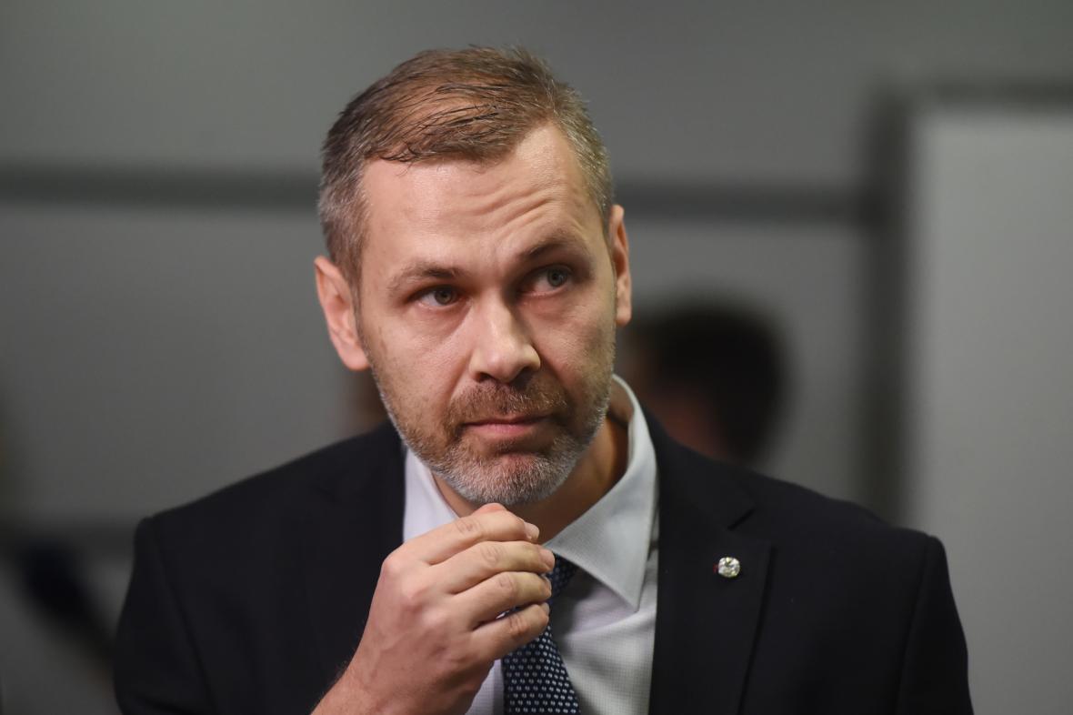 Ředitel Fakultní nemocnici Ostrava (FNO) Evžen Machytka