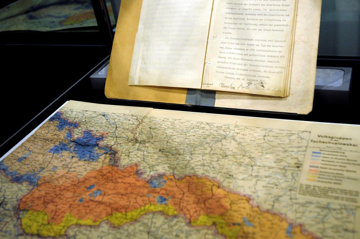 Německý originál mnichovské dohody