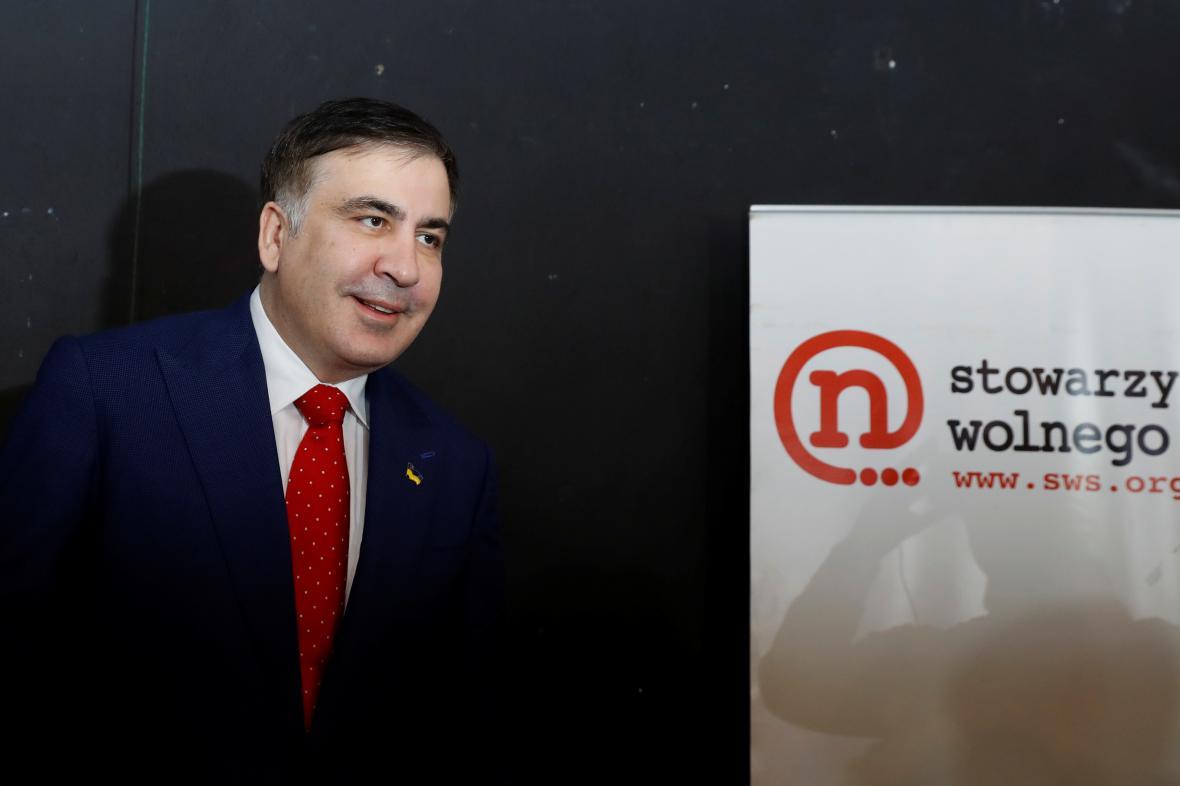 Saakašvili ve Varšavě