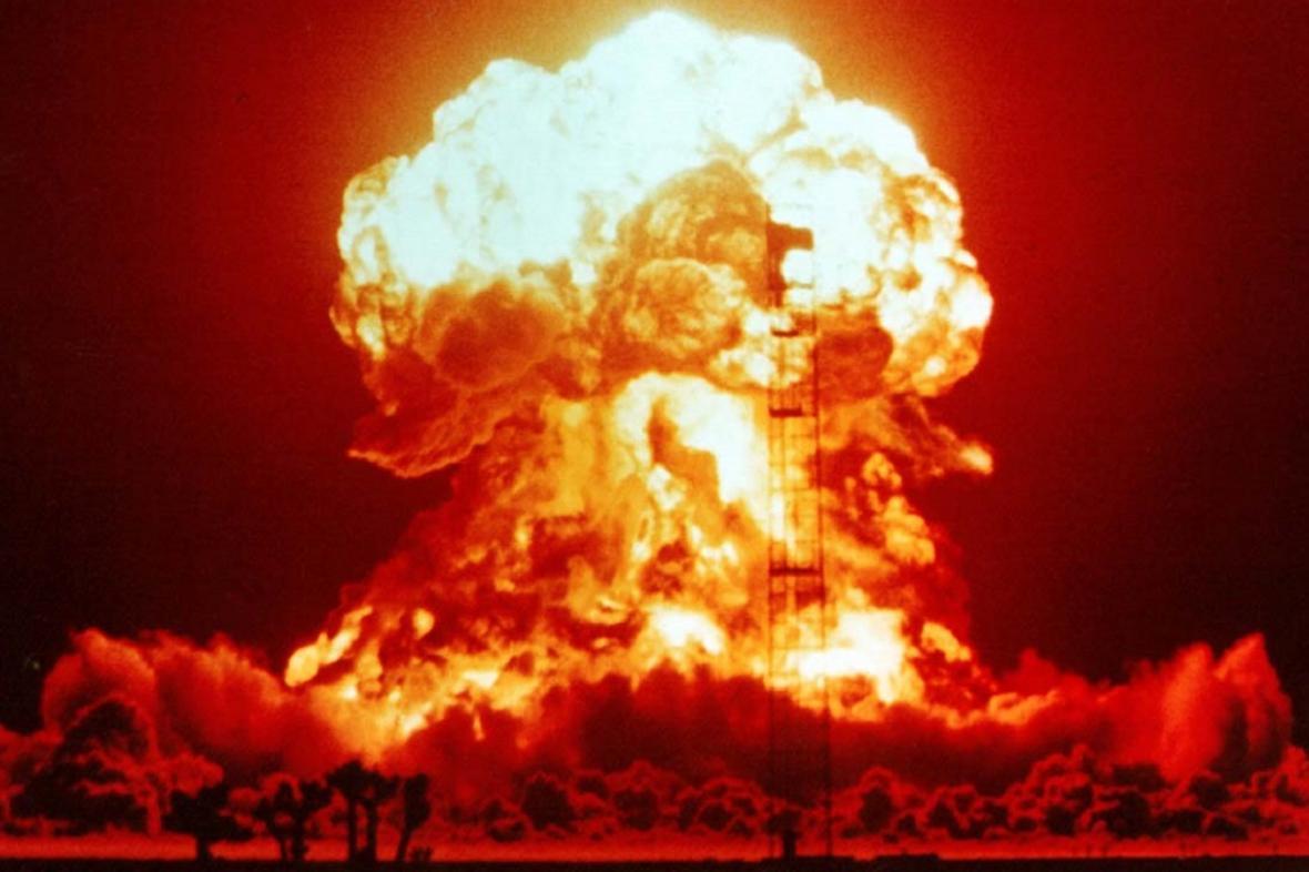 Jaderná exploze
