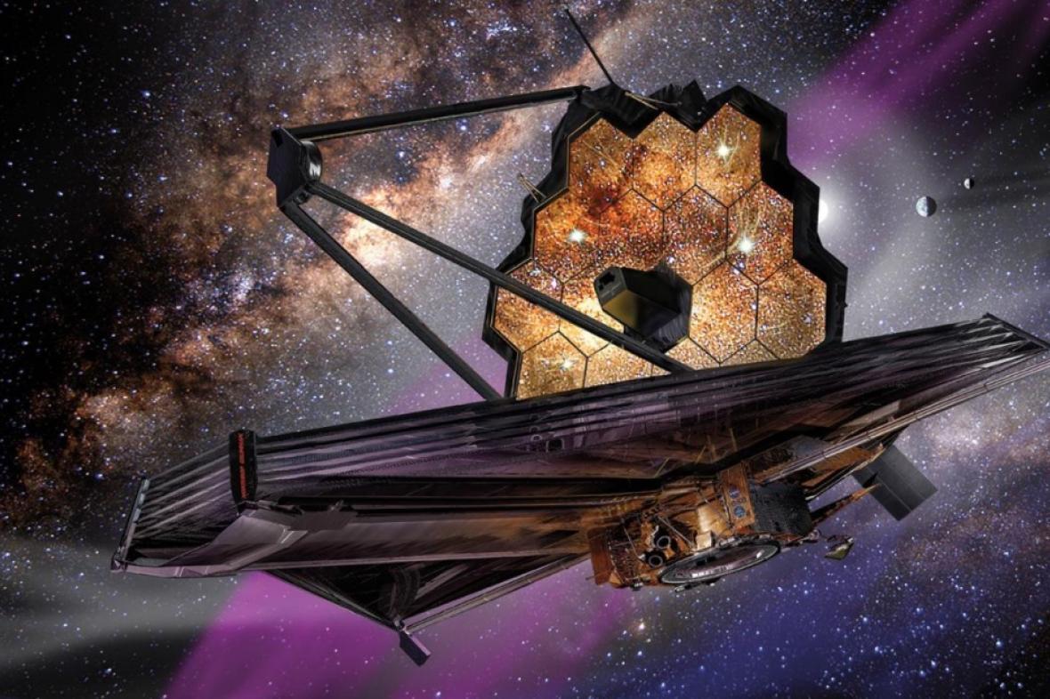 Webbův dalekohled