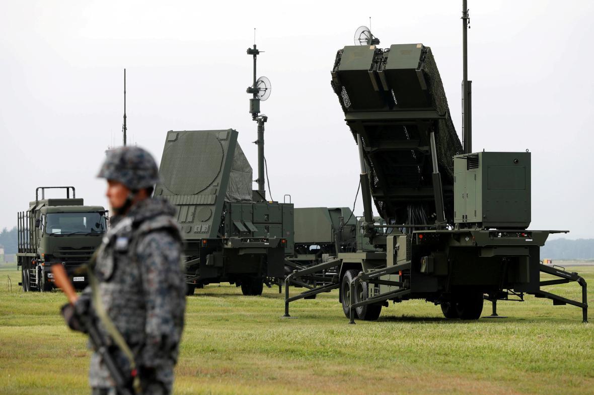 Armádní systém Patriot