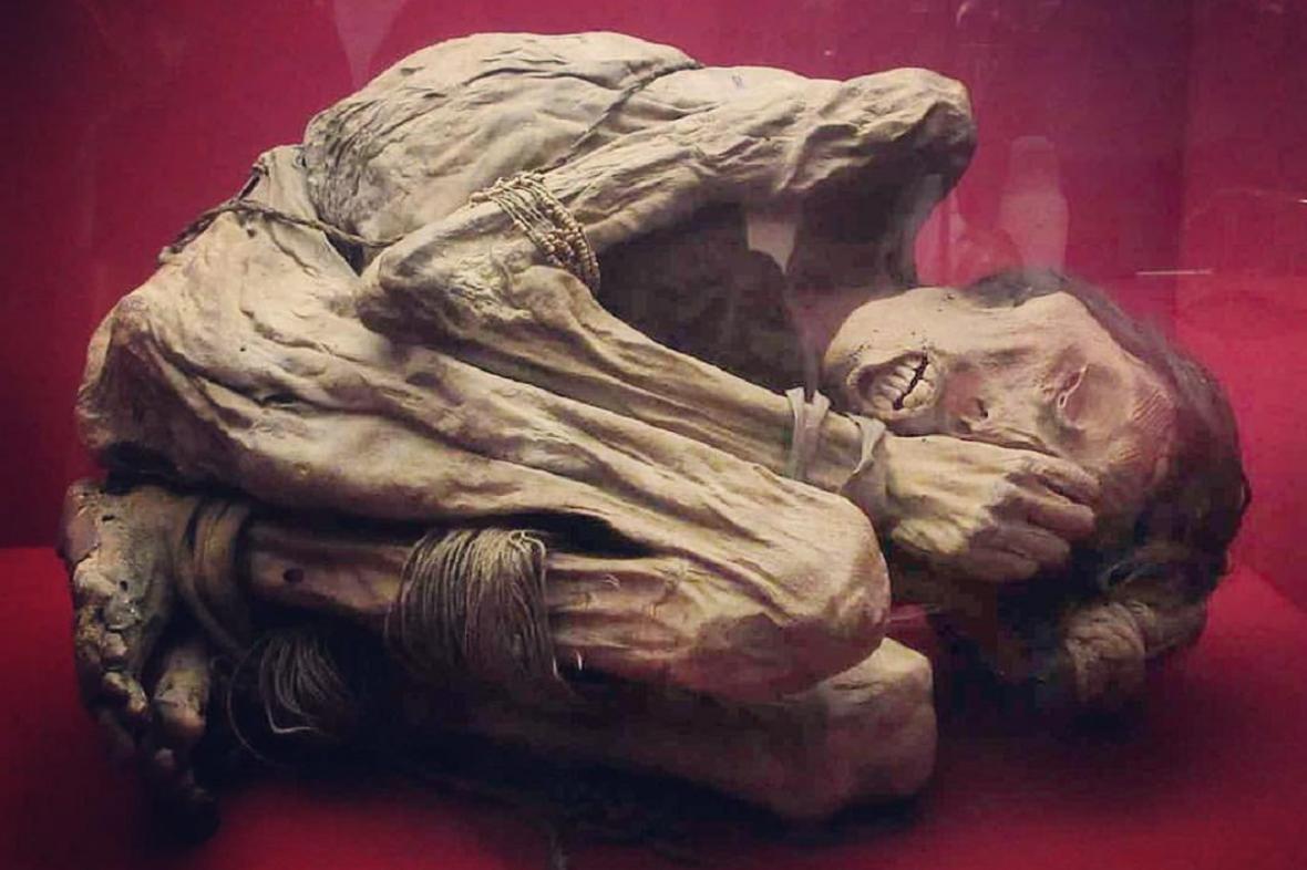 Mumie kultury Chimú