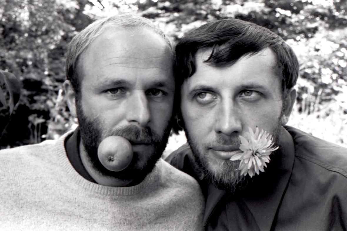 Petr Skoumal a Jan Vodňanský