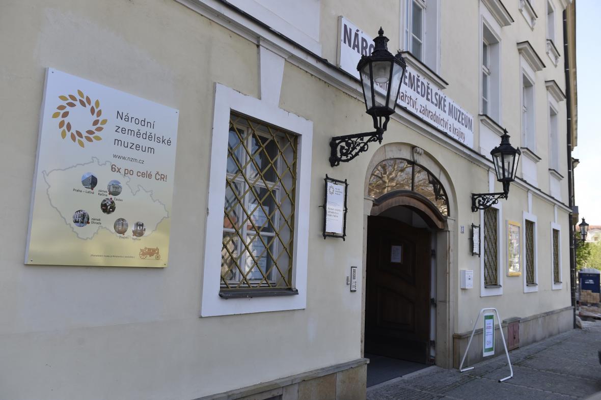 V zemědělském muzeu ve Valticích začala roční rekonstrukce