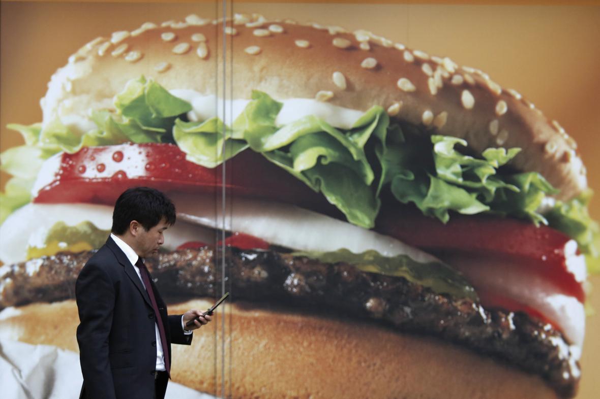 Reklama na fast food