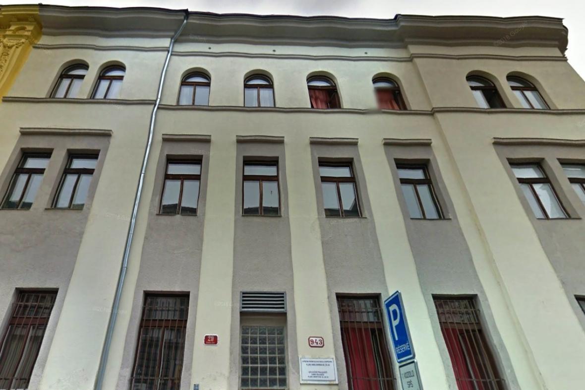 Dům mládeže v Plzni