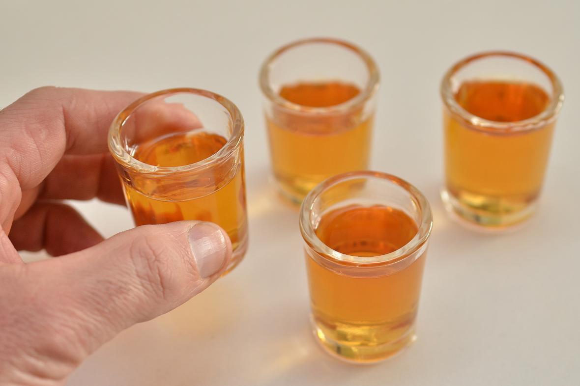 Ilustrační foto: Závadný alkohol