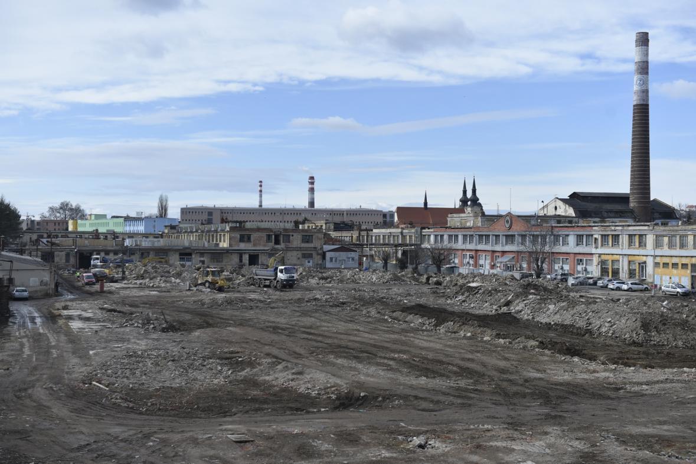 Areál Zbrojovky
