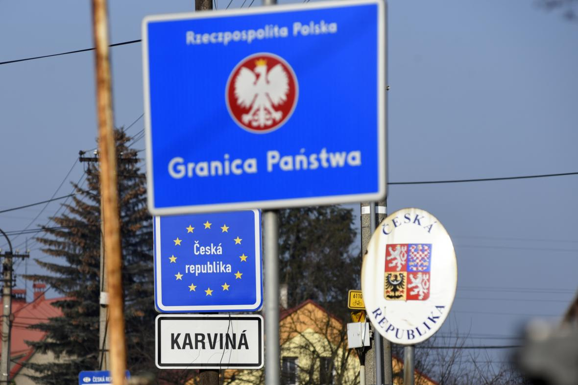 Česko-polská hranice