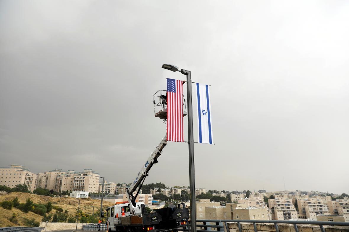 Americko-izraelské vztahy