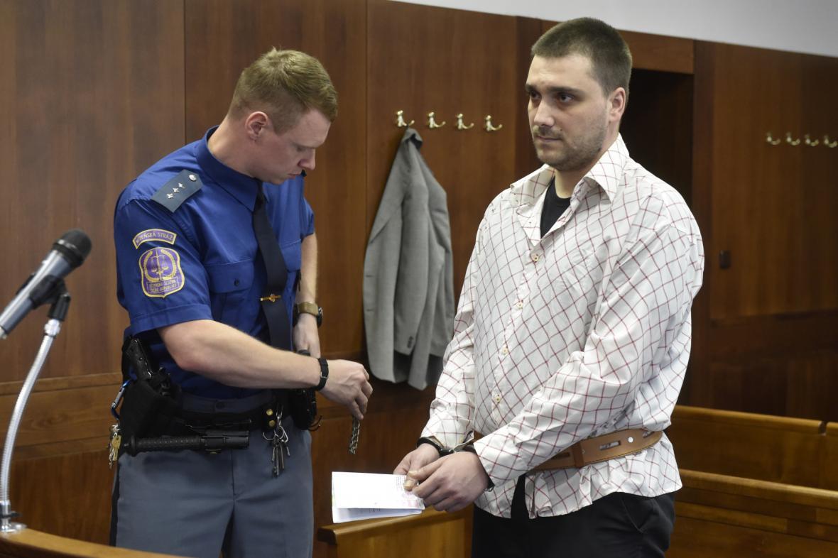 Jakub Kováč potrestaný za obchod s drogami