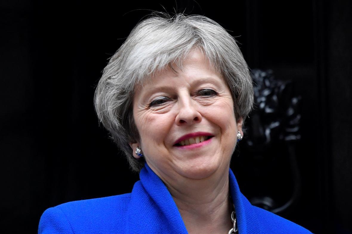 Kabinet Theresy Mayové bude mít při schvalování zákona o brexitu hlavní slovo