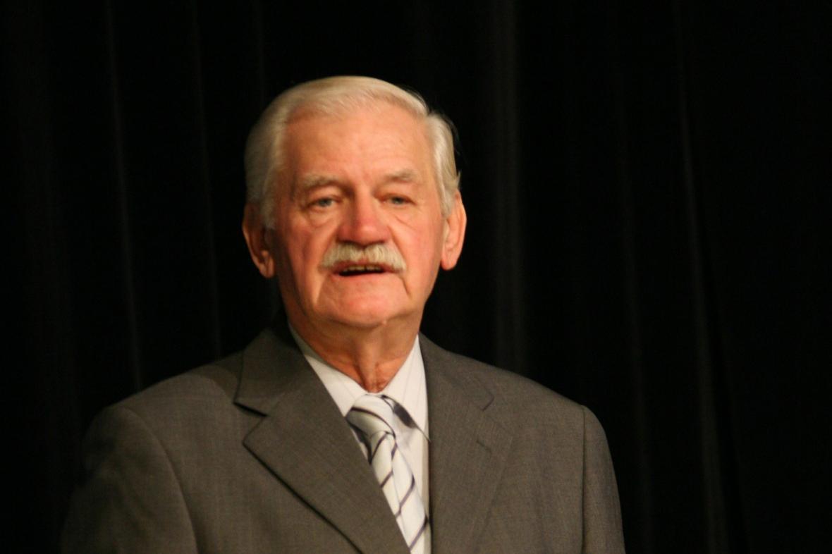 Bořivoj Penc při představení České nebe