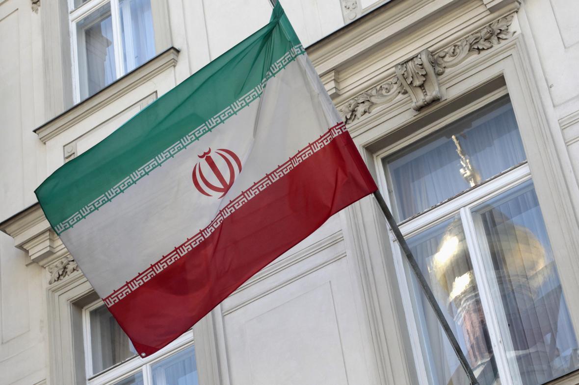 Íránská ambasáda ve Vídni
