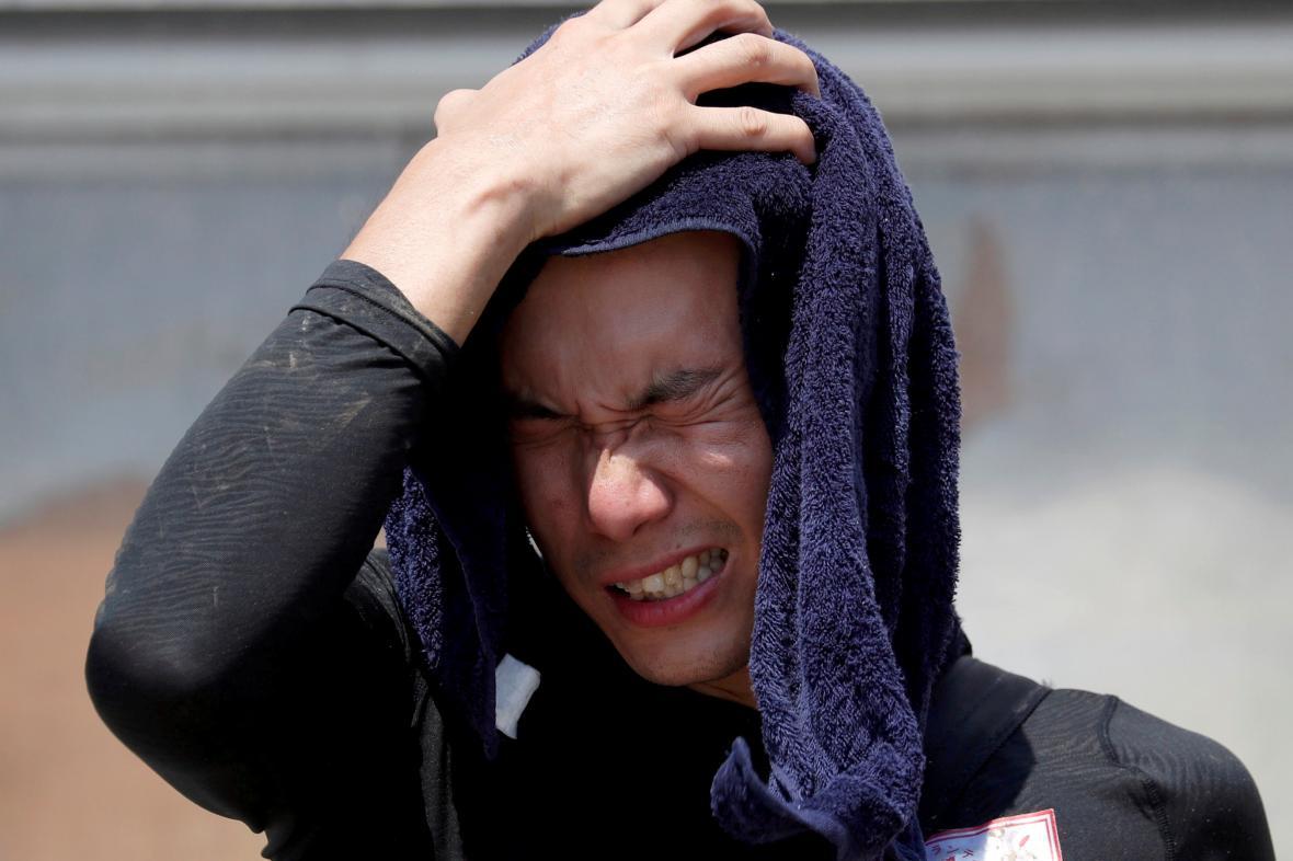 Nebývale silná vlna veder udeřila i na Japonsko