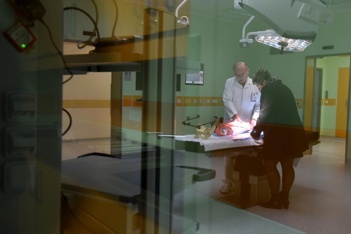 Edukační centrum lékařské fakulty