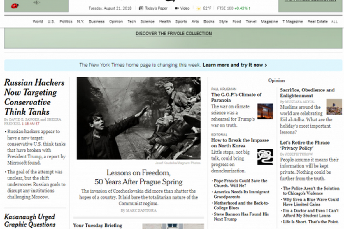 Web The  New York Times