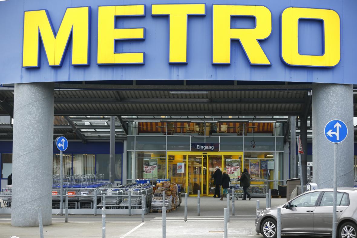 Německá společnost Metro.