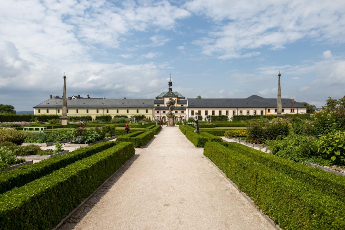 Barokní hospital Kuks