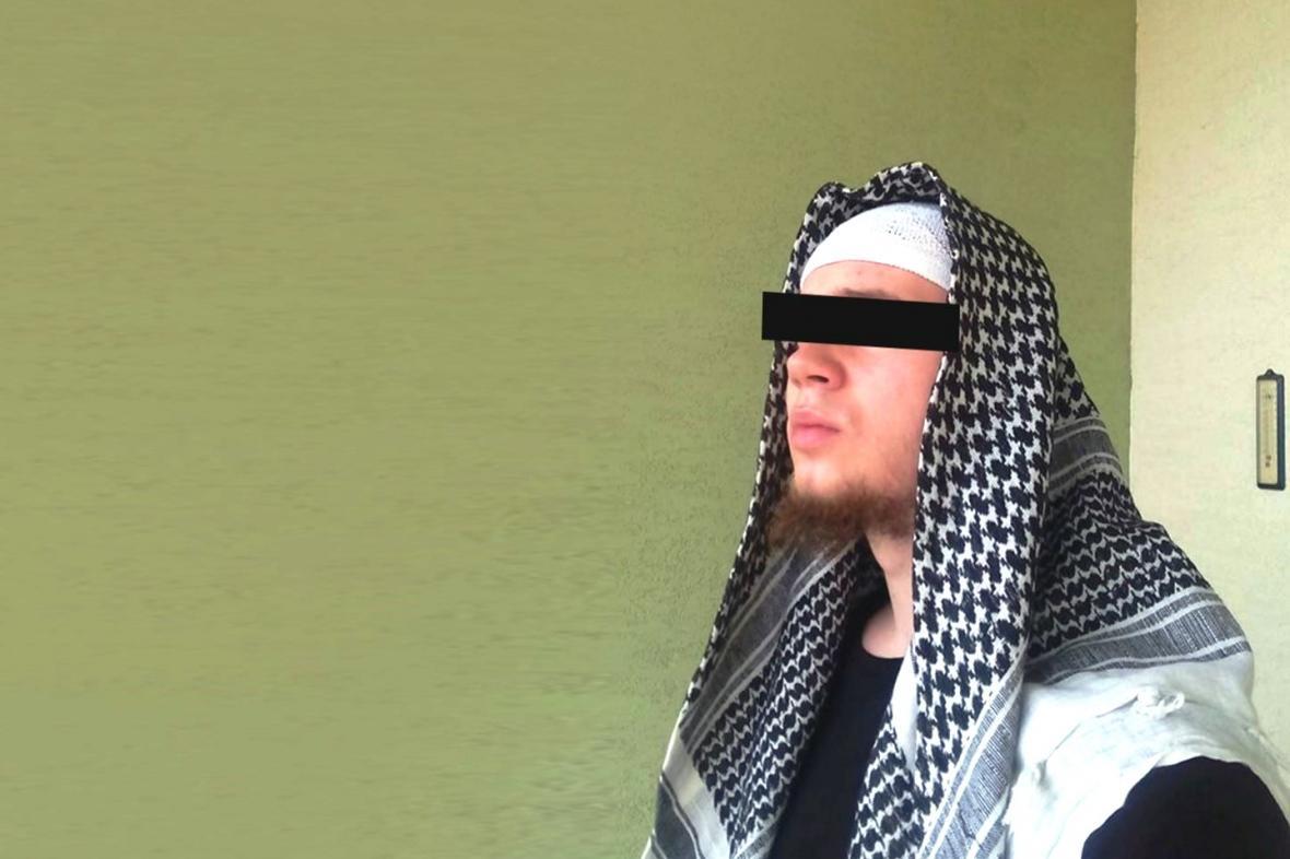 Policie zadržela Slováka, který se přiklonil k radikálnímu islámu a plánoval bombový útok