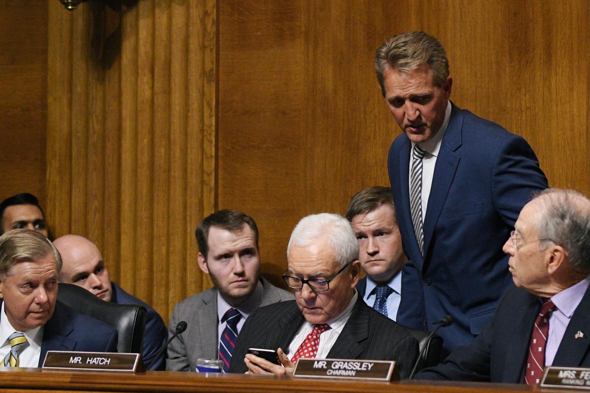 Právní výbor amerického Senátu