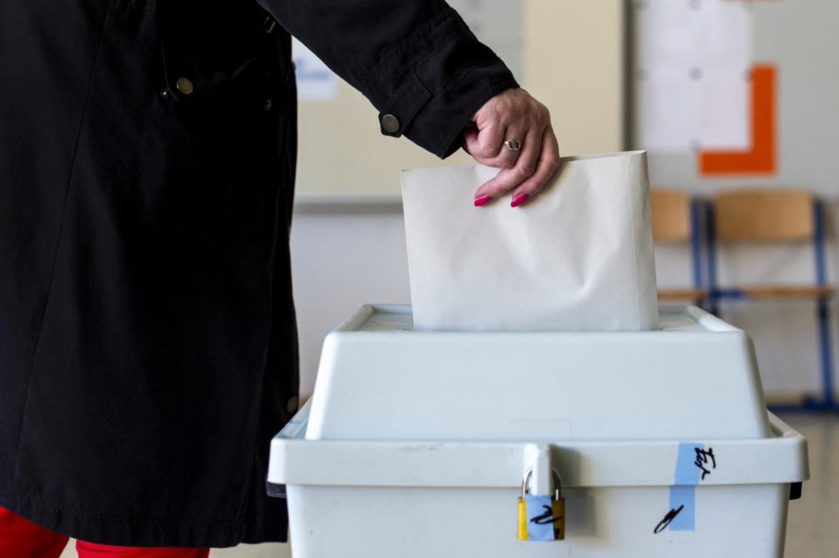 Komunální volby 2018