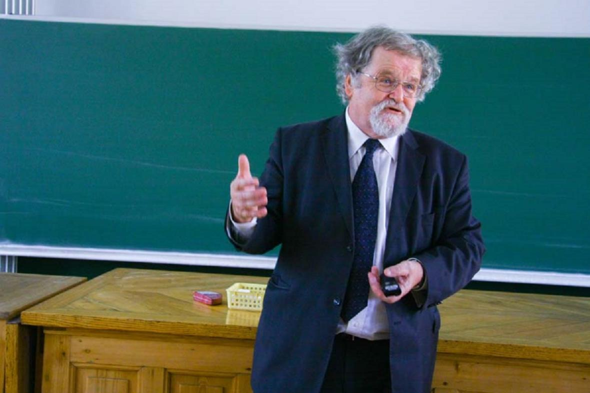 Matematik Jaroslav Nešetřil