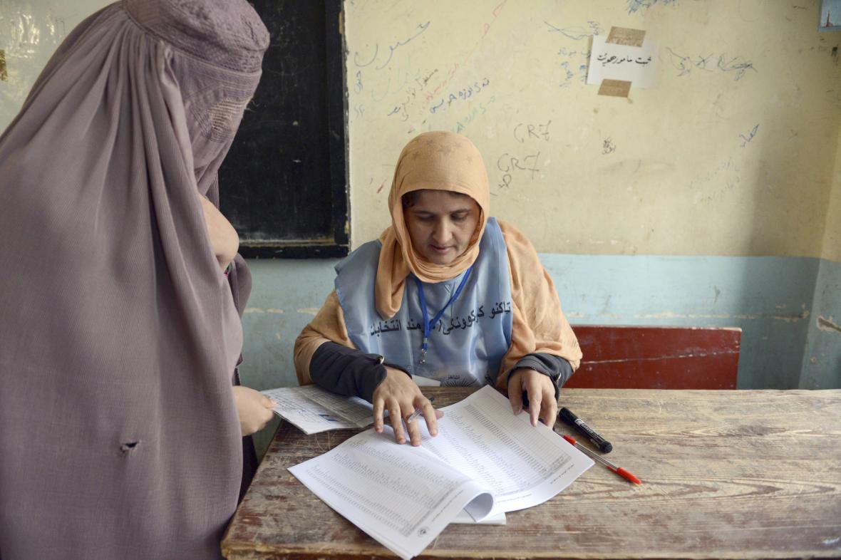 Volby v Kandaháru
