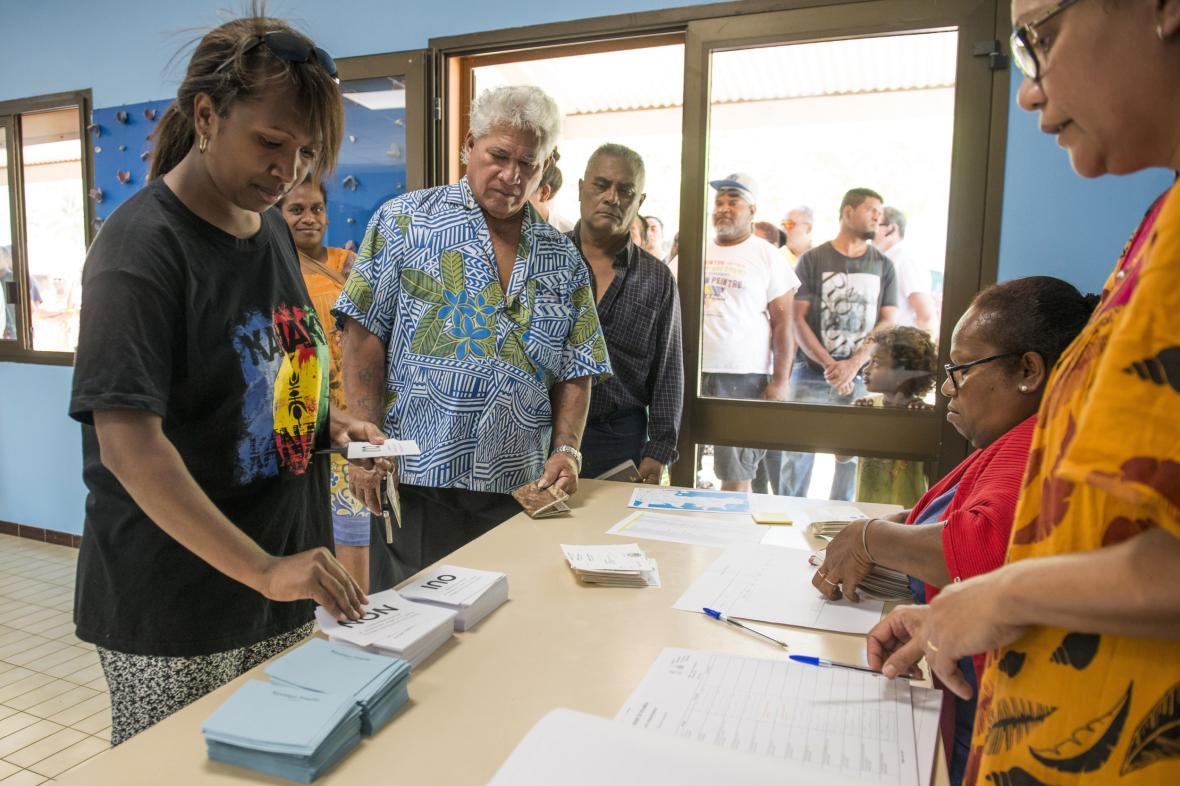Referendum o nezávislosti Nové Kaledonie